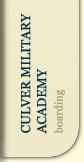 Culver Military Academy - CMA